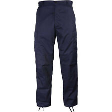 Navy BDU Pants Military Army Cargo Fatigue Trousers Solid Bottoms All sizes!!!!