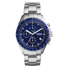 Fossil Analog Sport Mens   Silver US Watch CH3030