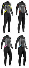 Adults Ladies and Mens Osprey Origin 3/2mm Full Length Wetsuit