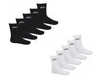 5 Pair Pack of More Mile Sports Calf Running Socks Exercise Fitness Mens Womens