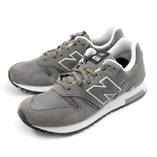 New Balance Mens ML565AAD D Grey White Ripstop Suede Running Shoes ML565 565 DS