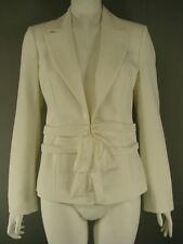 BEAUTIFUL BRAND NEW WITH TAGS CLASSIC KALIKO IVORY JACKET SIZES 8 & 20 - RRP £99