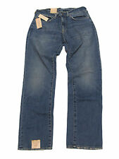 Polo Ralph Lauren Denim & Supply Mens Distressed Washed Slouch Low Skinny Jeans