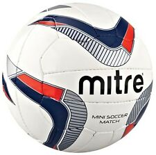 Mitre Recommended Mini Sports Soccer Ball Junior UltiMatch Specialist Football