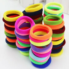 Hair Ties Rope 10 pcs 2016 Girls Hair Accessories Hair Elastic Band Wholesale
