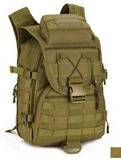 40L Large Army Package Outdoor Travel Bag Tactics Bag Camo Cache MPC laptop Bag