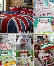 Duvet Cover & Pillowcase Bedding Bed Sets Bed Linen ALL SIZES Adults & Kids