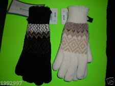 Isotoner Womens Everyday Gloves Color of your Choice One Size Fits All $26 MSR