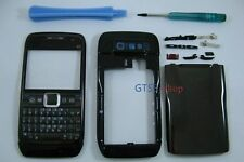 Metal Fascia Housing Cover Case Replacement Faceplate for Nokia E71 + Keypad