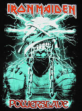 IRON MAIDEN POWERSLAVE T-shirt Heavy Metal Tee Adult Mens M-2XL Black New