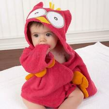 Cute Infant Warm Terry Robes Cute Animal Baby Bathrobe With Hooded