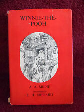 Winnie-The-Pooh ,A. A. Milne , ( 1950)  Methuen and Co. book