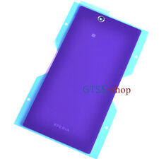 Housing Back Battery Cover Case for Sony Xperia Z Ultra XL39H C6802 C6833 + Glue