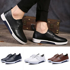 2016 New Spring Mens Casual Comfort Sneakers Oxford Loafers Business Shoes