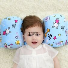 Baby Safe Cotton Anti Roll Support Pillow Sleep Head Positioner TXCL