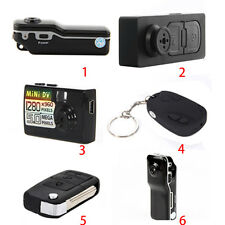 Mini Surveillance Camcorder Hidden Digital Video Recorder Camera Webcam