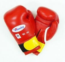 NEW FREE SHIPPING Winning Boxing Kids U-15 Competition Gloves 10oz Japan Made