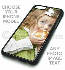Personalised iPhone Case Photo Phone Case Cover Custom Picture Image Logo Gift