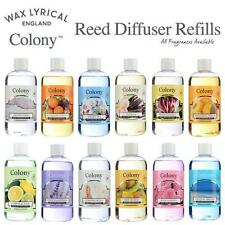 Wax Lyrical Colony 250ml Reed Diffuser Refills All Fragrances & FREE POSTAGE