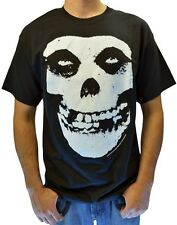 Misfits Giant Crimson T-Shirt Punk Rock Psychobilly Horror Goth Rockabilly Emo
