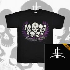 Lacuna Coil Skull Cluster T-Shirt Licensed Gothic Metal Industrial Punk Rock Emo