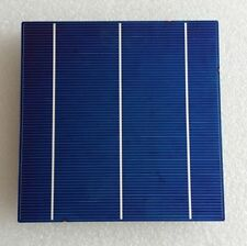 6x6 Poly Solar Cells DIY PV Panel Solar Power Module 10W 100W 1000W 4.28W/PC