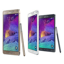 Samsung Galaxy Note 4 N910A 32GB 16MP Quad-core Android Unlocked 4G Cell Phone