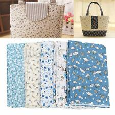 45x150cm Floral Pattern Cotton Fabric Material For Patchwork Cloth Sewing Craft