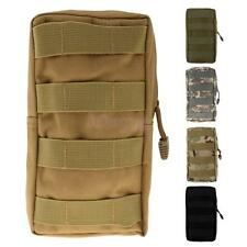 Tactical MOLLE Modular Utility Pouch Medic Tool Accessory Bag