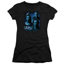 Stargate Universe At Odds Juniors Short Sleeve Shirt