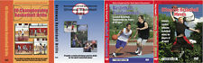 The Basketball Package! Four top instructional DVDs! Over 100 Creative Drills!