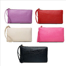 Women Fashion PU Leather Hangbag Tote Phone Wallet Bag Ladies Purse Shoppers New