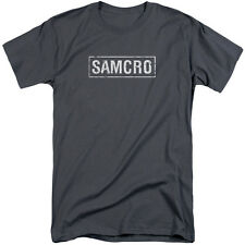 Sons Of Anarchy Samcro Mens Big and Tall Shirt