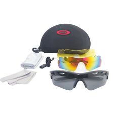 Anti Glare Outdoor Sporting UV400 Polarized Sunglasses 3/5 Colors Tinted Len kit