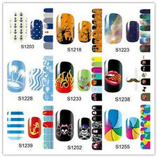 Nail Polish Sticker Wraps Nail Art Decoration Decals Patch Manicure