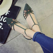 New Summer Sexy Pointy Cover heel Gladiator Shiny Ankle Strap Stiletto Sandals K