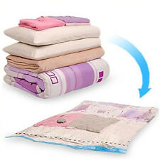 New Style Space Saver Storage Bags Vacuum Seal Compressed Organizer Package Bags