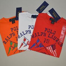 Polo Ralph Lauren Boys Graphic Tee Size 4T