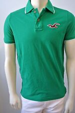Hollister by Abercrombie Men's River Jetties Tipped Pique Polo Shirt NwT XL