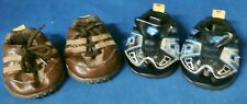 2 PAIRS BUILD A-BEAR SNEAKERS SHOES - SKETCHERS & BUILD-A-BEAR BRAND