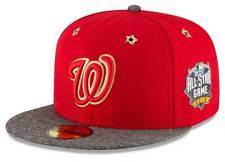 Official 2016 MLB All Star Game Washington Nationals New Era 59FIFTY Fitted Hat
