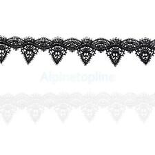3yd Polyester Lace Trim Sewing Trimming DIY Crafts For Wedding Clothes Costume