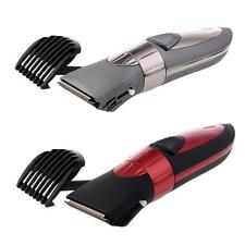 Washable Electric Rechargeable Men's Shaver Beard Hair Clipper Trimmer Set