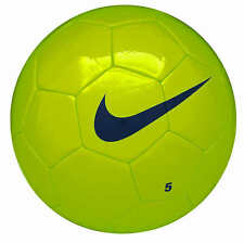 Nike Team Sports Soccer Ball 32-Panel Team Training & Practice Football Lime