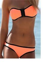 Sexy Women Bikini Set Bandage Push Up Padded Swimwear Swimsuit Bathing Beachwear