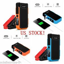 800A Peak 20000mAh Auto Car Emergency Jump Starter Rechargeable Battery 2Colours