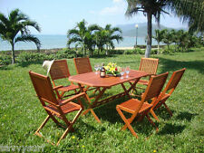 Garden Table and Chairs Set Garden Furniture Set Wooden Garden Dining Set Chairs