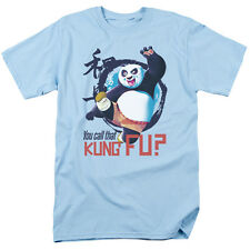 Kung Fu Panda Kung Fu Mens Short Sleeve Shirt