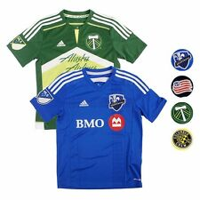 Major League Soccer MLS ADIDAS Short Sleeve Replica Jersey Collection - YOUTH