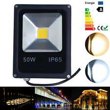 10W 20W 30W 50WCOB LED Flood Spot Light Outdoor Landscape Garden Lamp Floodlight